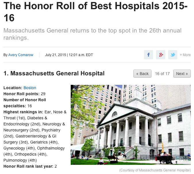 Boston Herald at a Medical DisADvantage | It's Good to Live